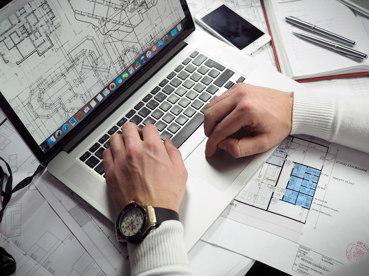 Comment préparer le plan d'une maison ?
