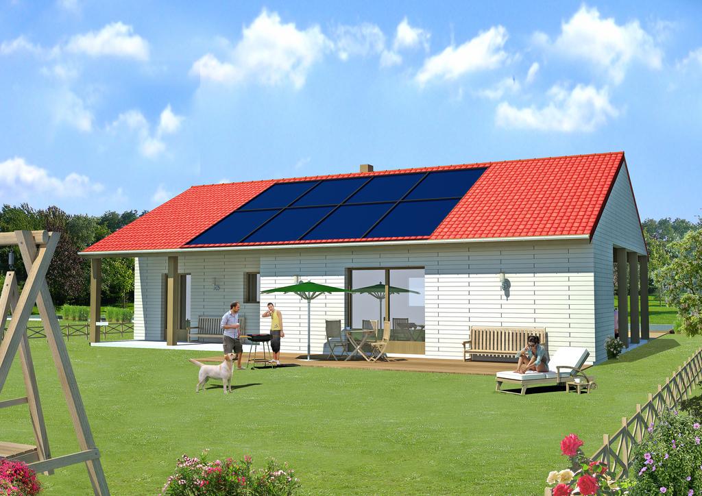 Passez à l'éco-construction avec la maison écologique!
