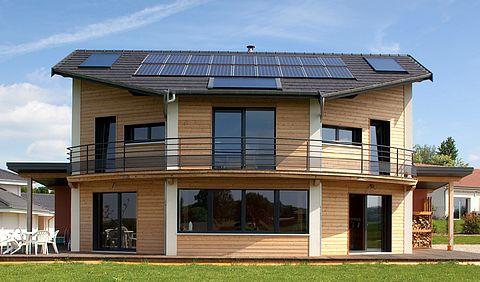 Maison bioclimatique: Une construction en harmonie avec son environnement