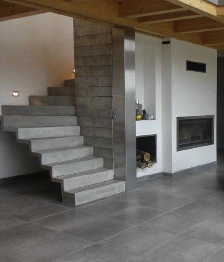 Les escaliers béton en kit: quels sont les avantages ?