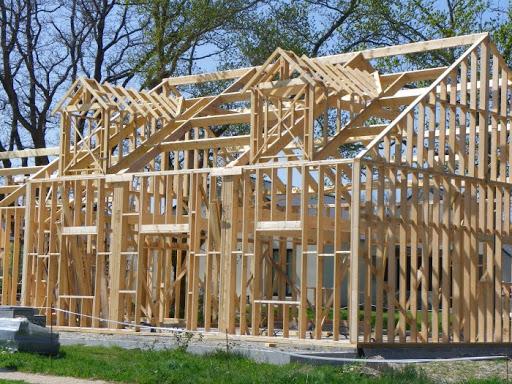 la maison à ossature bois